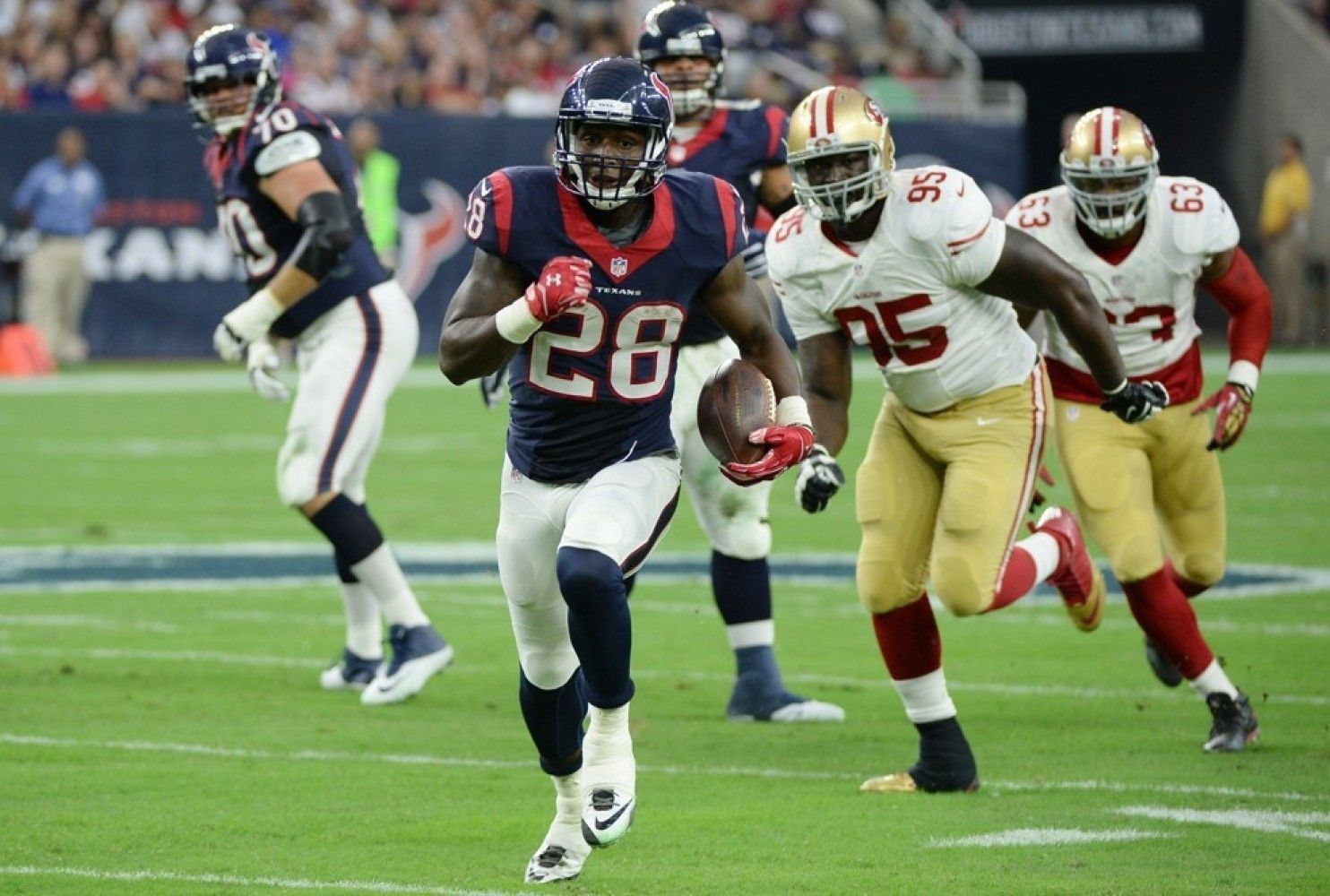 Fantasy Football 2015 6 players who should vastly