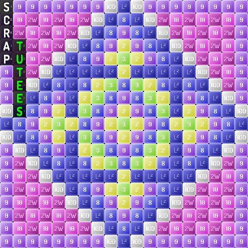 Lux played today's #2 #HighScore: TUTEES at (a measly) 536pts  https://t.co/s6MHB56KuX #game #scrabble #playmath https://t.co/M9N5ESqSw9