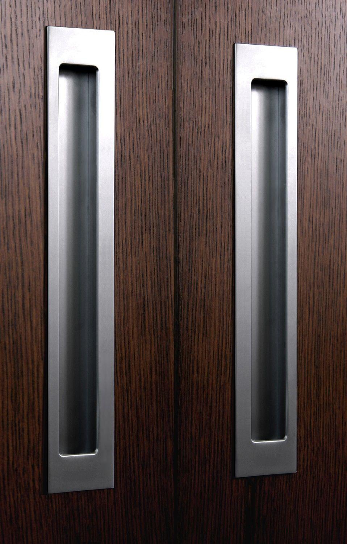 flush door handles for folding doors http