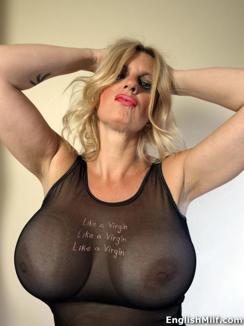 Parenting mom nude