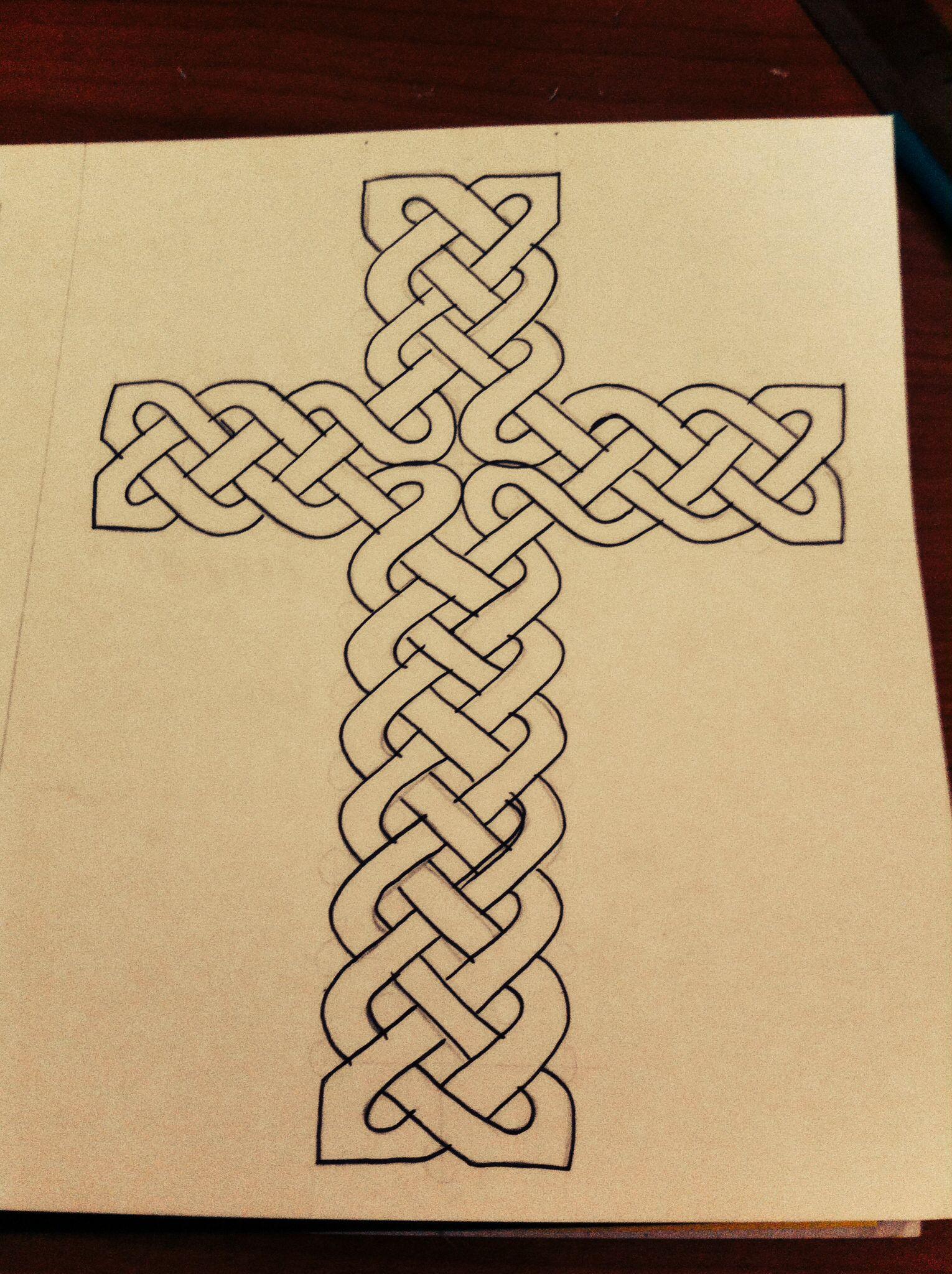Cruz celta | Repujado | Pinterest | Cruces celtas, Celta y Repujado