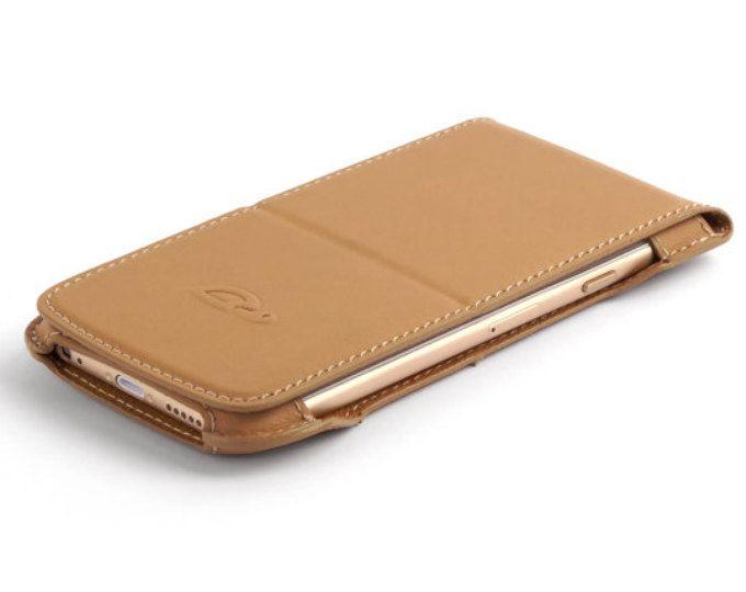 best service e88b8 40250 iPhone 6 Leather Case - iPhone 6 Flip Case - Leather case iPhone 6 ...
