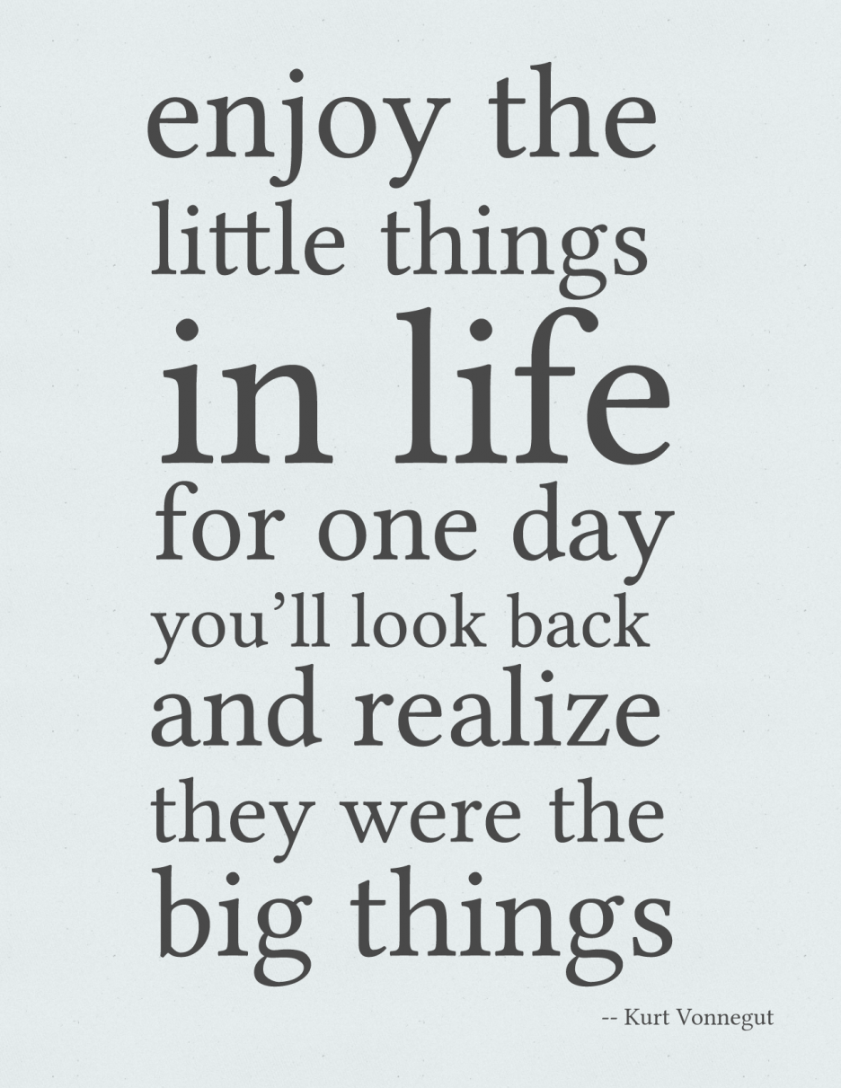 Inspirational Quotes About Life With Images   Big thing, Quotes ...