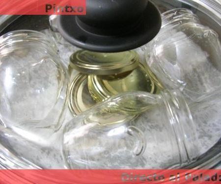 Cmo esterilizar nuestras conservas Receta de Mermelada