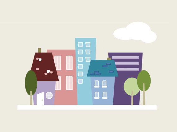 City+Neighborhood by+ginably
