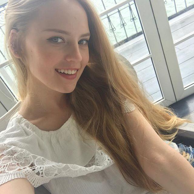 Belarus schönes Mädchen