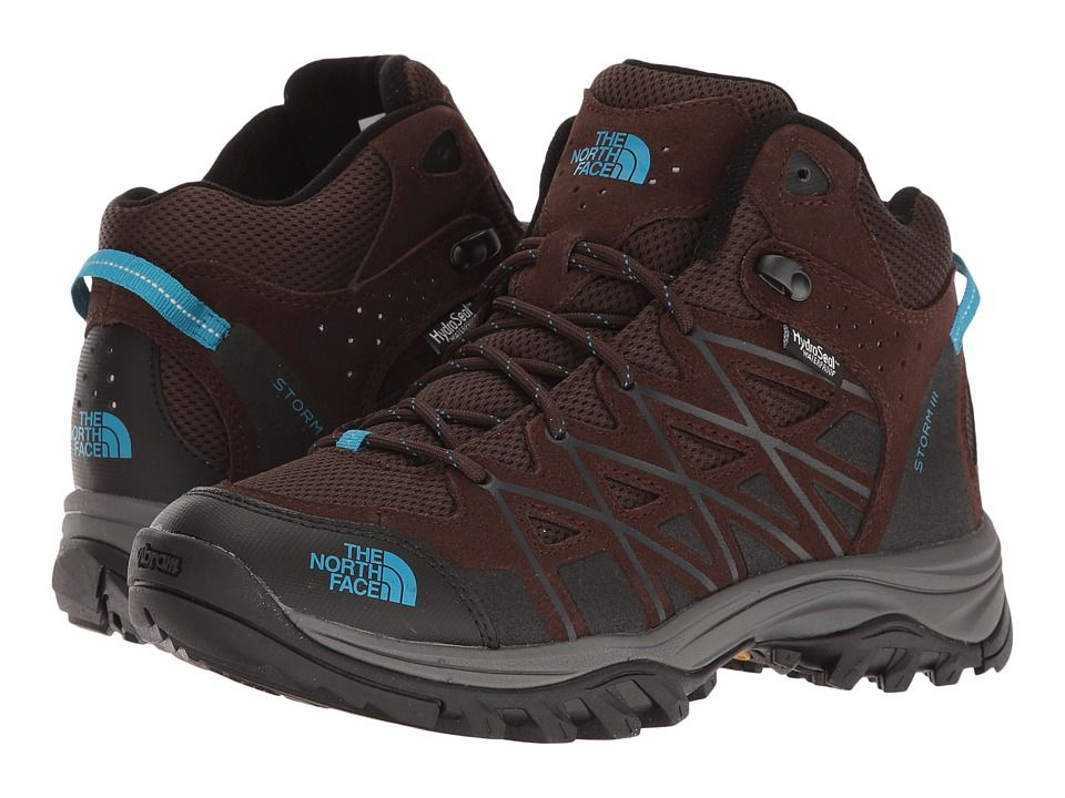 f02402b2a THE NORTH FACE THE NORTH FACE - STORM III MID WP (DEMITASSE BROWN ...