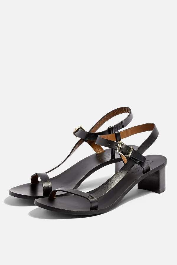 WIDE FIT VENUS Asymmetric Sandals