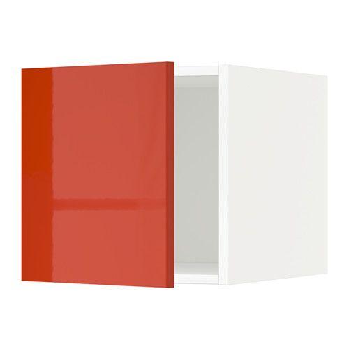 METOD Elemento top IKEA Puoi scegliere di montare l'anta a destra o a sinistra. Struttura di mm 18 di spessore.