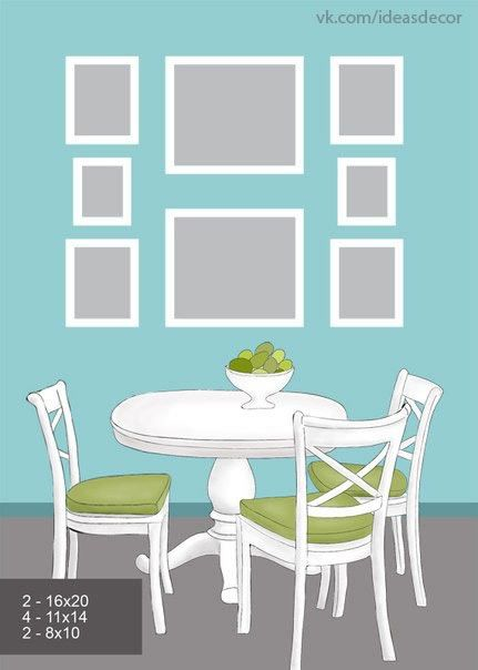 ideas para decorar con cuadros y fotos decoracion