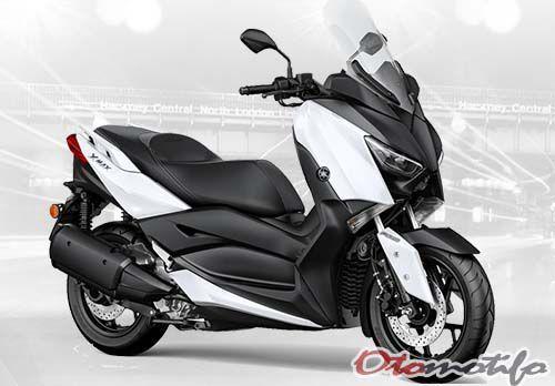 10 Motor Matic Yamaha Terbaru Juli 2020 Otomotifo Skuter Motor Motor Yamaha