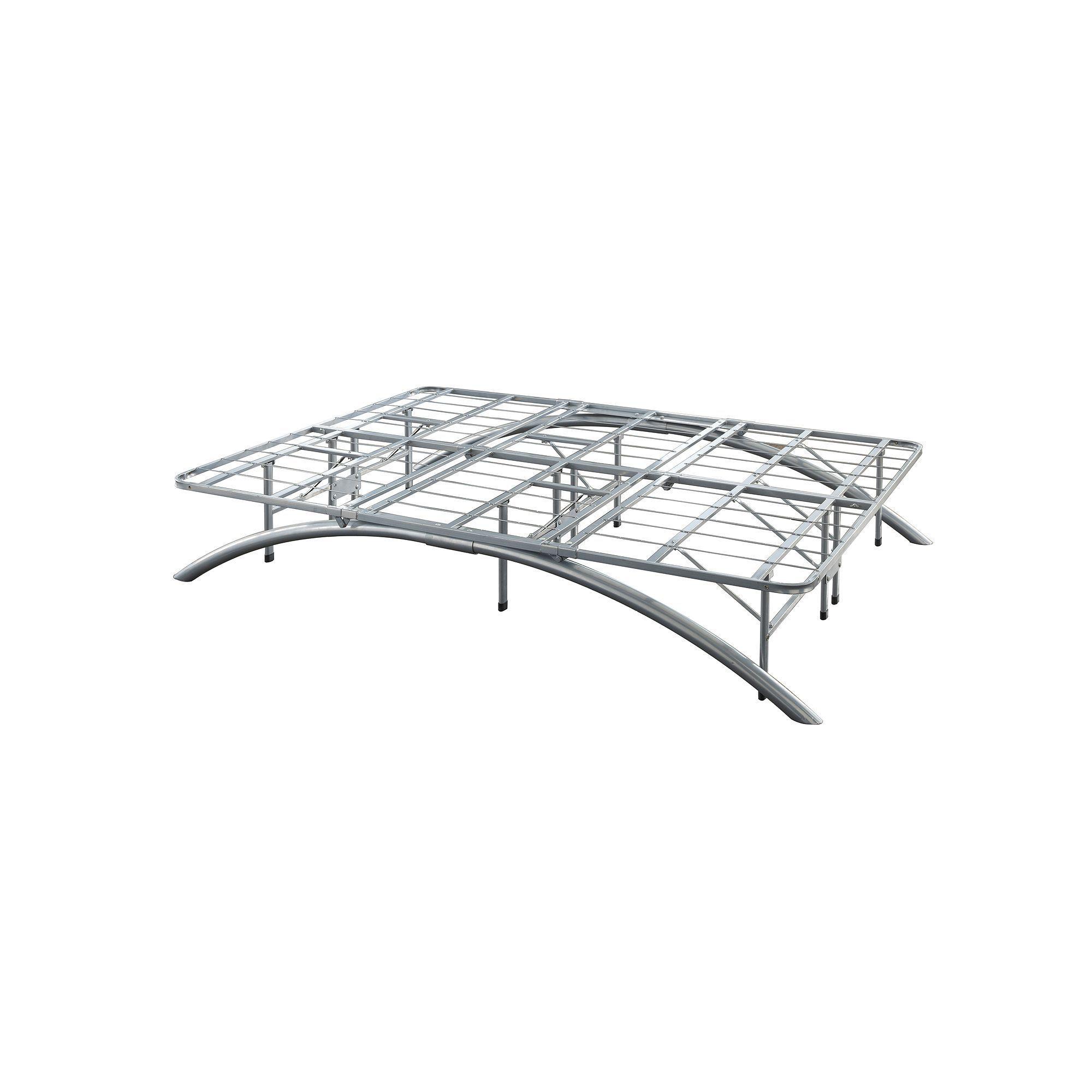 Eco Sense Arch Platform Bed Frame Metal Platform Bed Platform