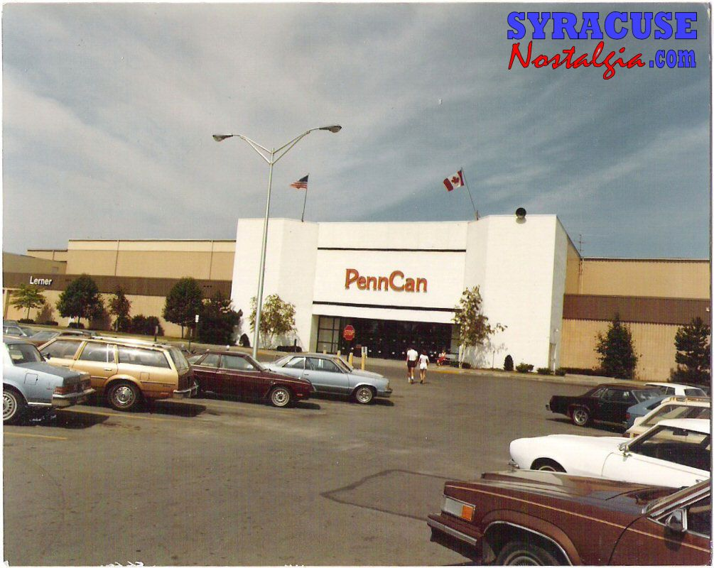 penn can mall I love ny, Old pictures, Hometown