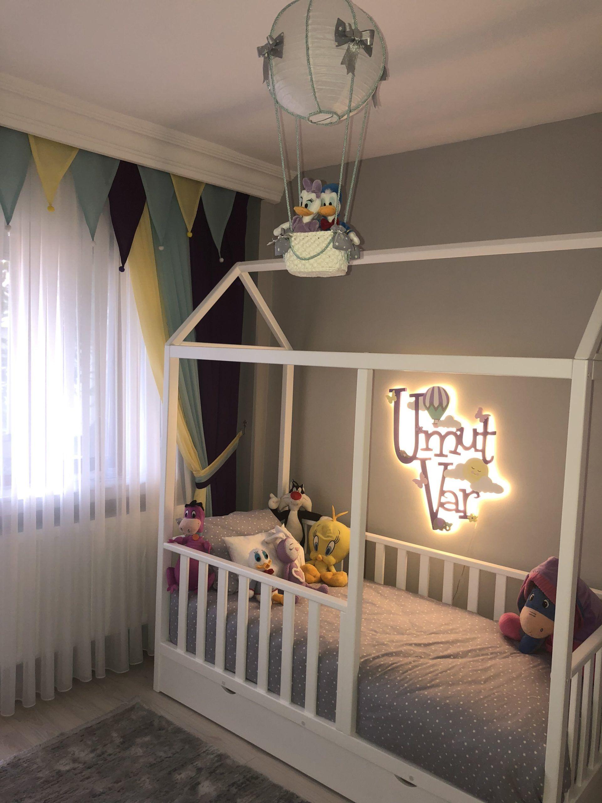 babyraumideen vorhangmuster lampendesign  bebek odası
