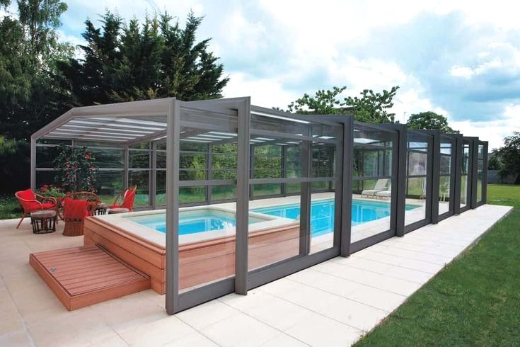 29 Ways You Can Design Your Big Indoor Swimming Pool In 2021 Pool Enclosures Swimming Pool Enclosures Indoor Swimming Pools