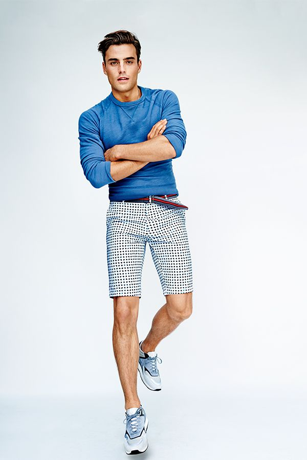 The Not So Short Short What To Wear For Summer Pinterest Short Shorts Male Fashion And