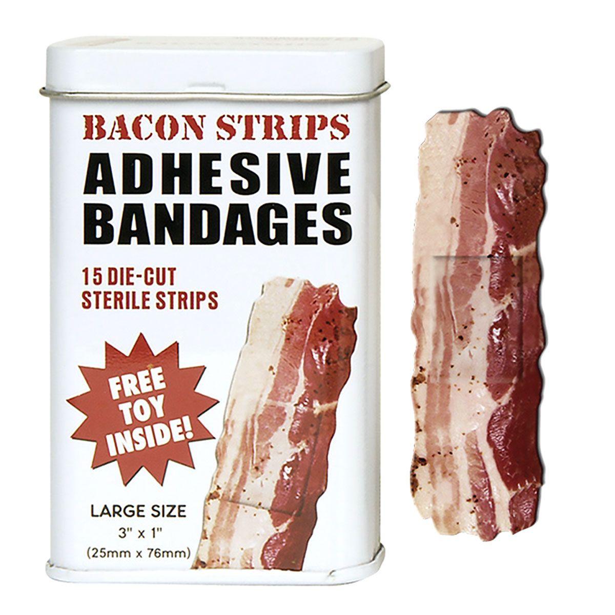 Bandages Freshener /& Plasters Retro Bacon Fragrance Novelty Gifts