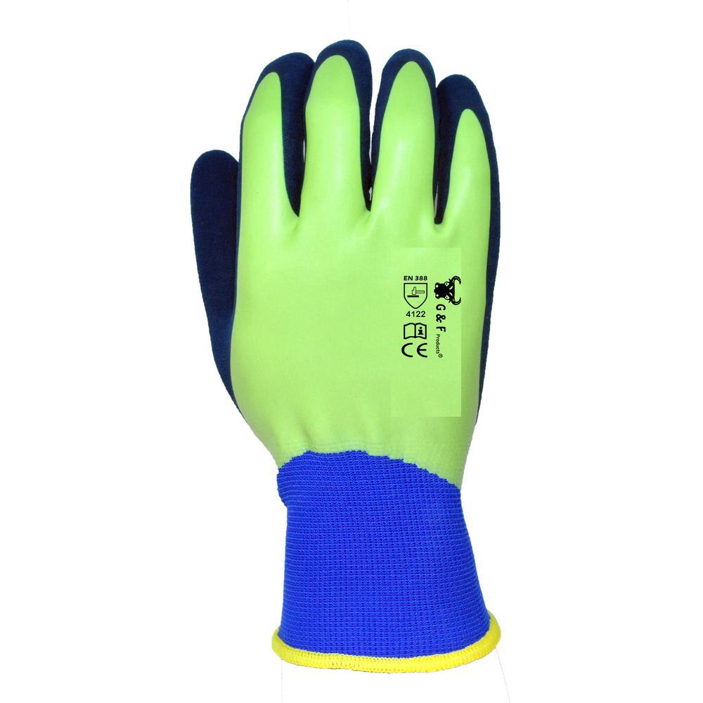 Cast In Stone Diy Landscape Accent Gardening Gloves Gloves