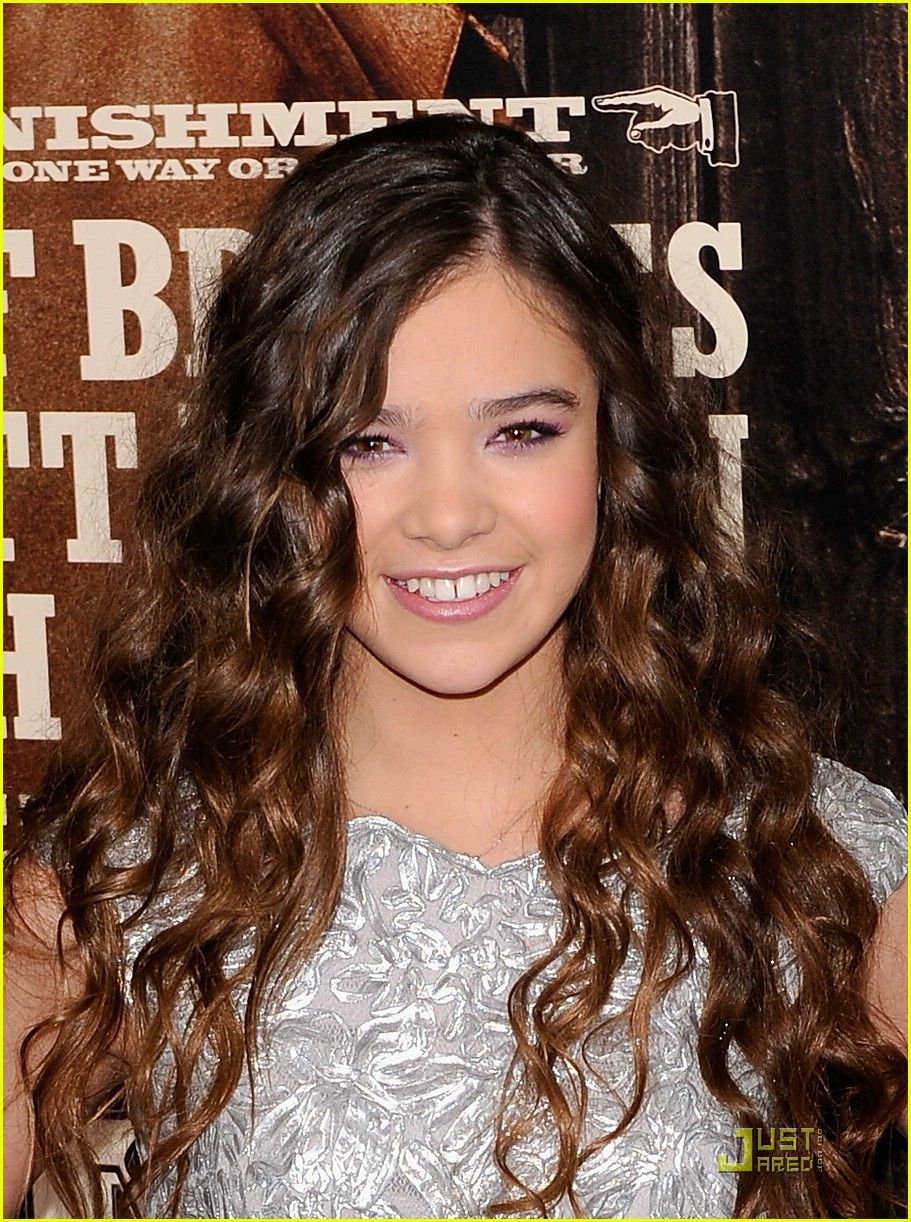Pin by Mark Susskind on Hailee Steinfeld Hair styles