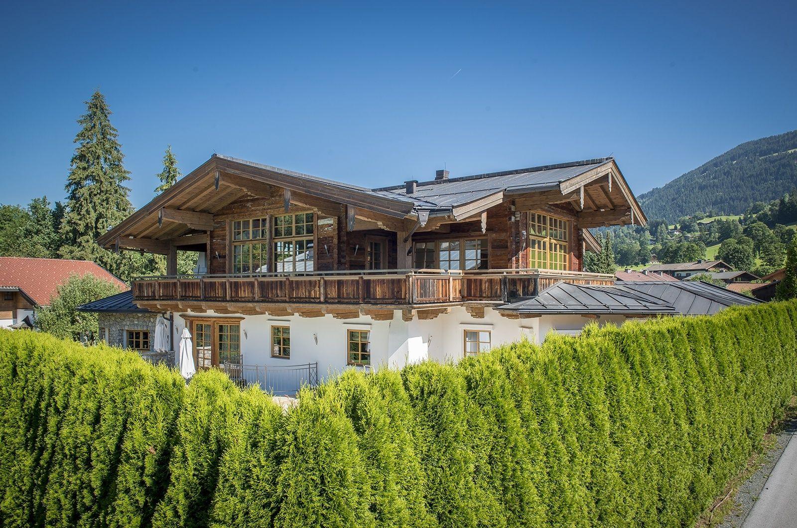 Chalet sun valley haus pinterest haus bauernhaus for Chalet haus bauen