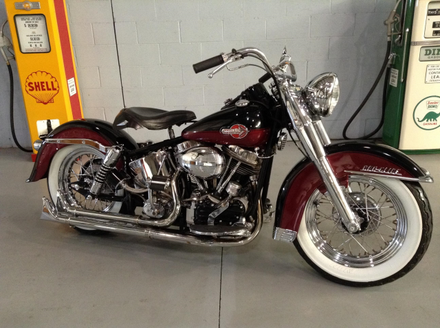 1959 Harley Davidson Panhead