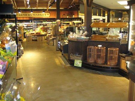 Kitchen Concrete Floors Yankee Surface Technologies Seekonk Ma