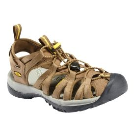 women's tan sport sandal - I bought a similar pair at Sports Authority, has recycled material from plastic jugs. -Jo