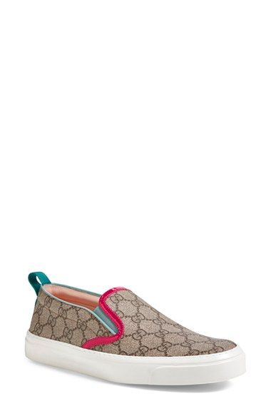9fc8f52d248 Gucci  Board  Skate Slip-On (Women) available at  Nordstrom ...