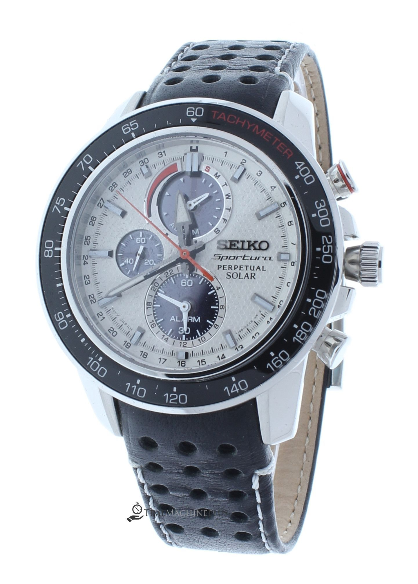 seiko strap argos watch review s chronograph men watches brown youtube leather