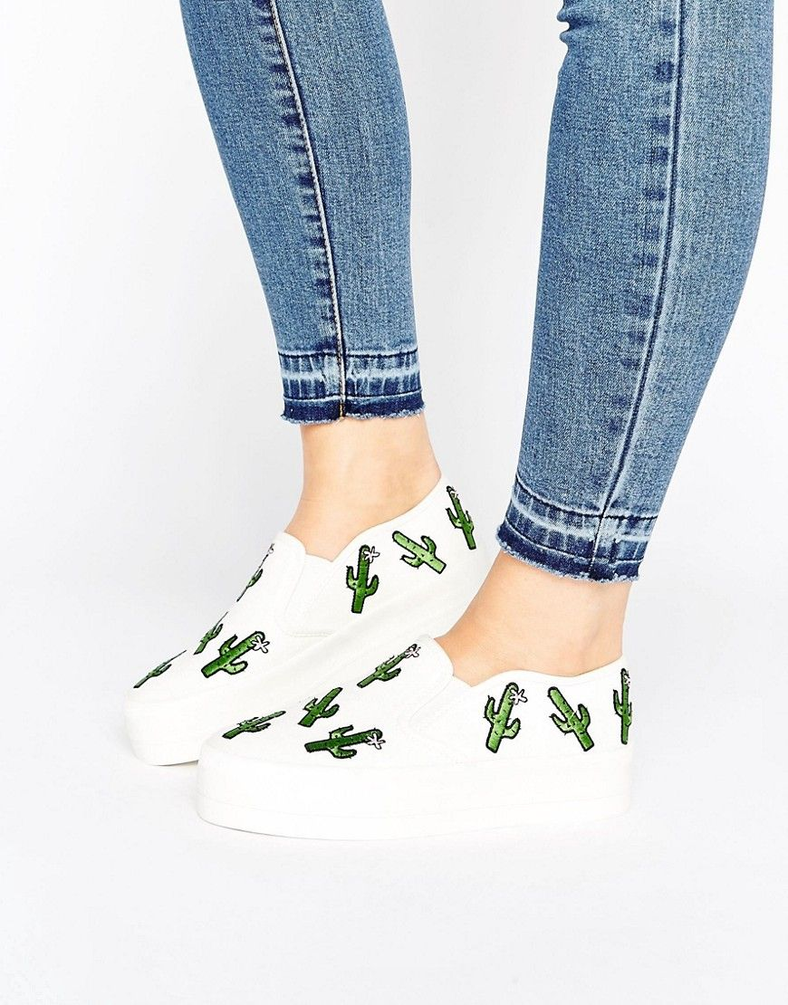 81a60c2ba487 Cactus Patch Sneakers