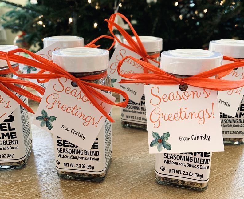 Christmas tags seasons greetings christmas cards