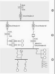 image result for solar pv power plant single line diagram tom