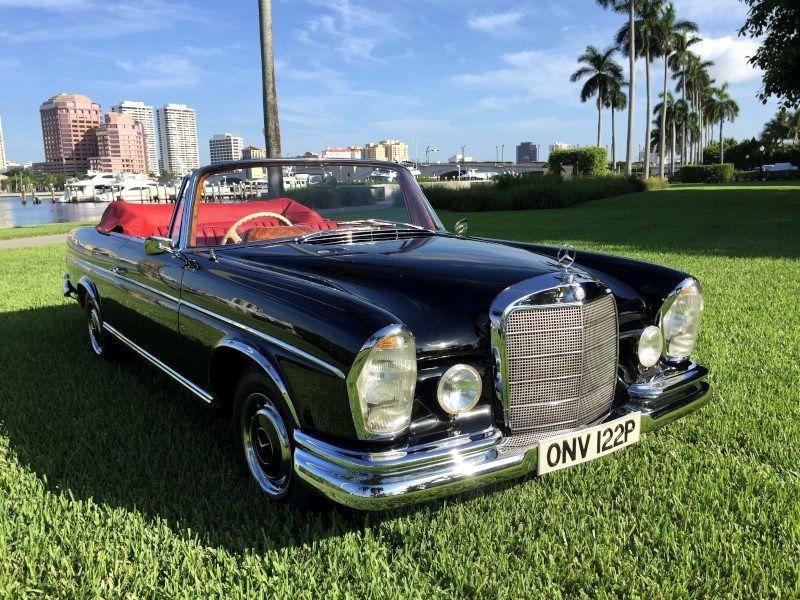 1965 Mercedes-Benz 300SE CAB | Магия ретро Mercedes! | Pinterest ...
