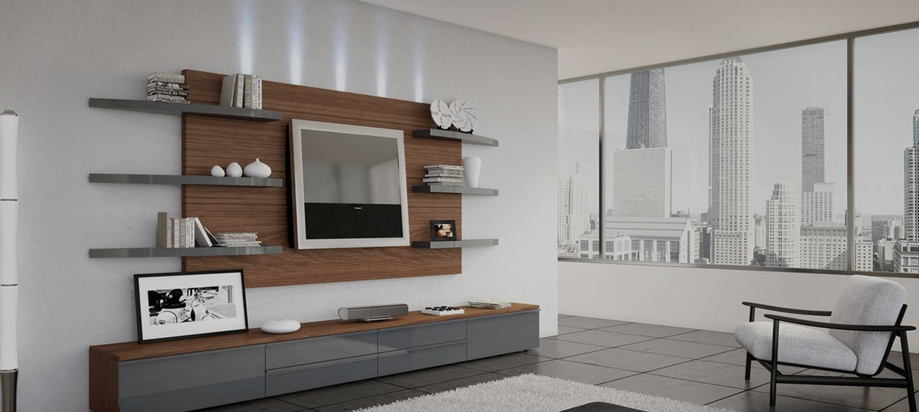 flat screen installation tips mounting a flat panel tv to the wall removes clutter and frees - Flat Panel Apartment Decoration
