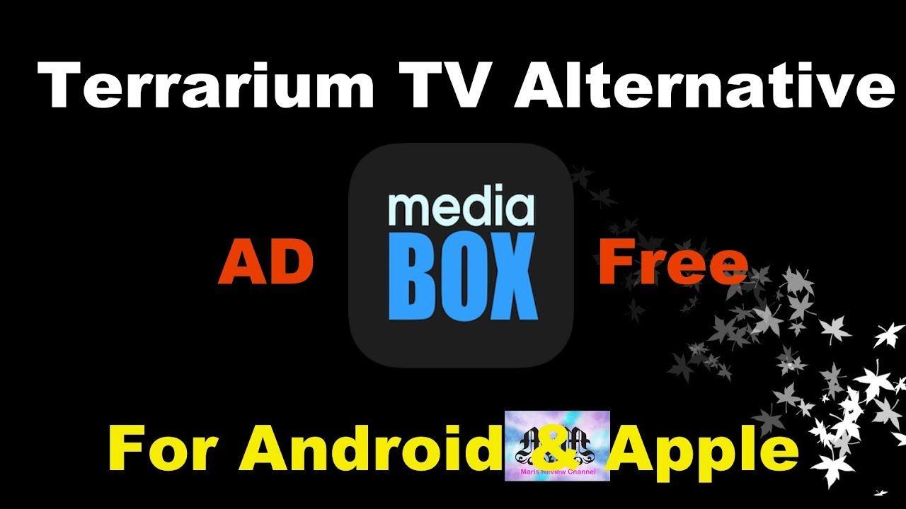 Media Box APK For Android IOS Terrarium TV Alternative