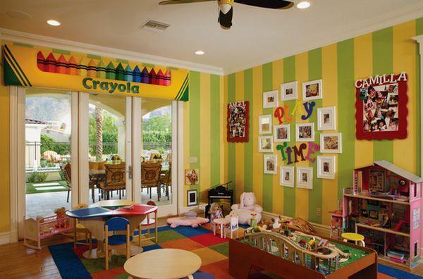 idee deco salle jeux enfants 14