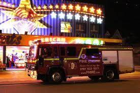 fire engine limo