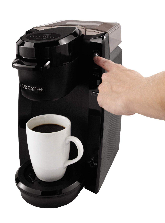 Mr Coffee Single Serve Coffee Brewer Bvmc Kg5 001 24 Ounce