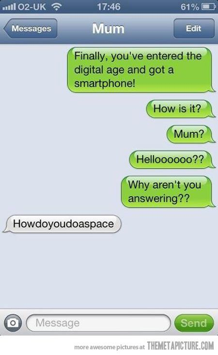 funny hello messages