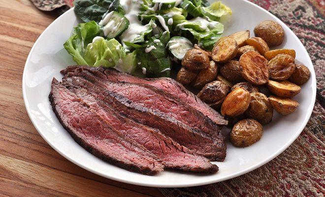 How To Cook Flank Steak Sous Vide Recipe #recipesforflanksteak