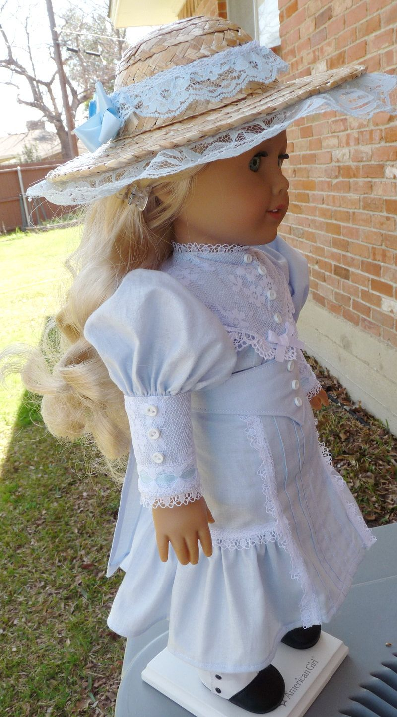 Historical Early 1900's Dress For Spring Gibson Girl Style For Samantha, Rebecca, Nellie. $42.95, via Etsy.