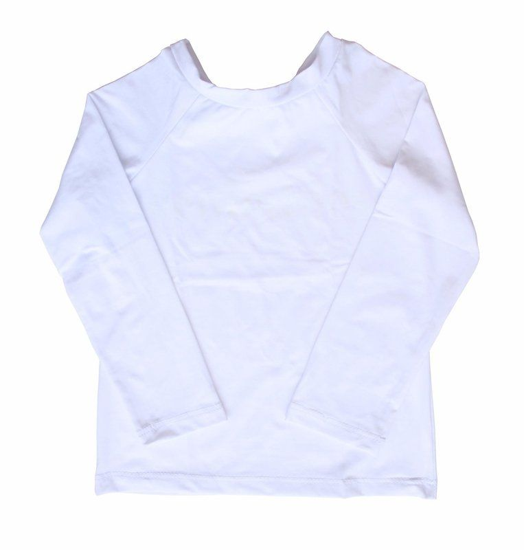 Camiseta manga longa com proteção FPU50+ Ecobabies - Baby Fashion & Fun