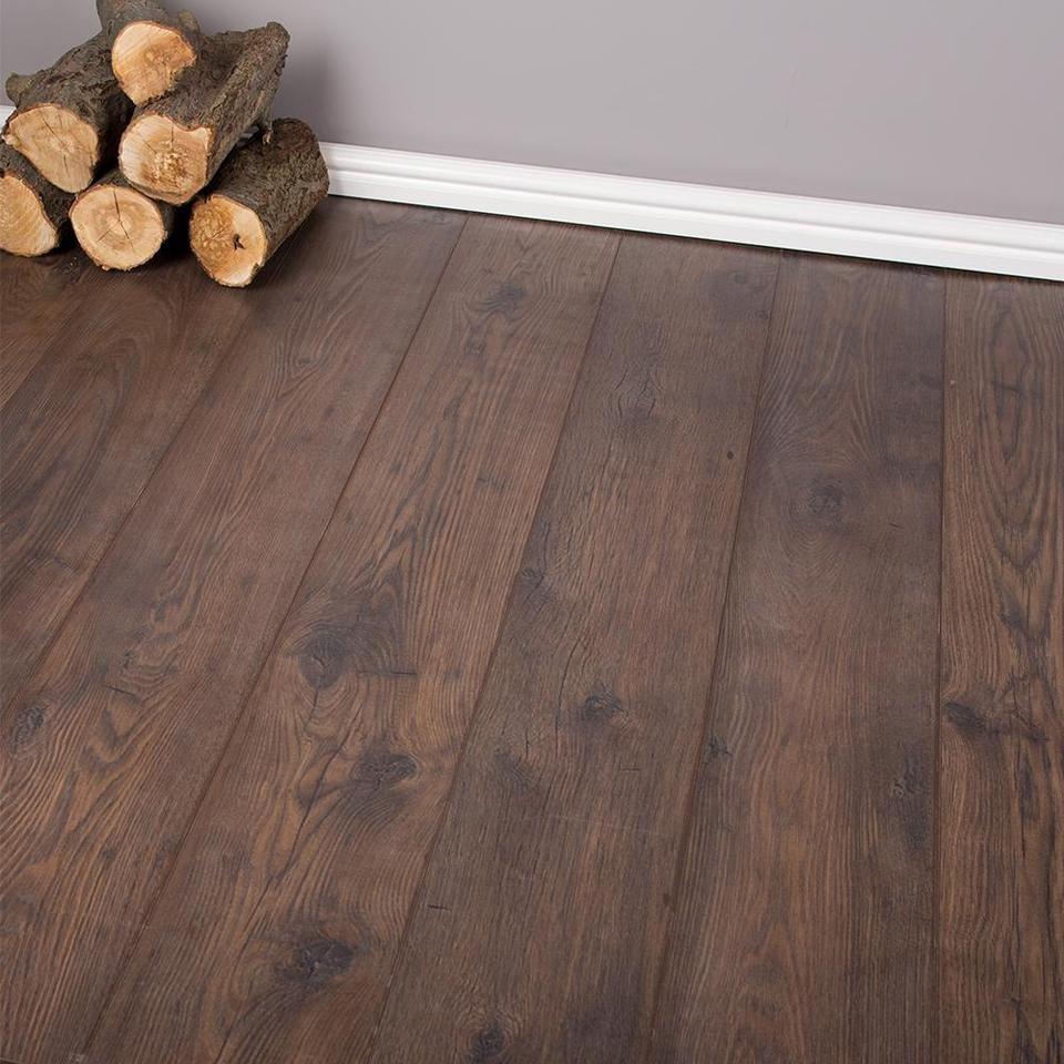 Antique Chestnut Laminate Flooring 10mm 1.73sqm Size