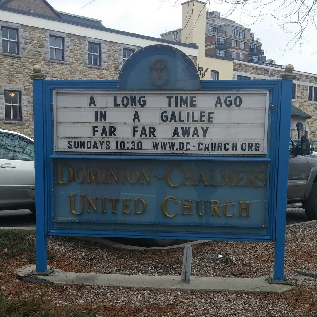 """""""Well played, church sign."""""""