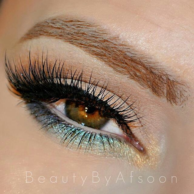 repost from @beautybyafsoon Hi beauties!  Here I used the Dynasty Palette by @motivescosmetics  Venus on the crease Nefertiti on the lid Aphrodite & Cleopatra on the lower lash line with Luna on the inner corner. Lashes: @houseoflashes Pixie Luxe Brows: @anastasiabeverlyhills Dipbrow in Blonde ____________________________________________ All #motives products are available for US/CAN at http://ift.tt/19oQHy4 or internationally at Global.Shop.com #motd #motivescosmetics #makeup #beauty #glam…
