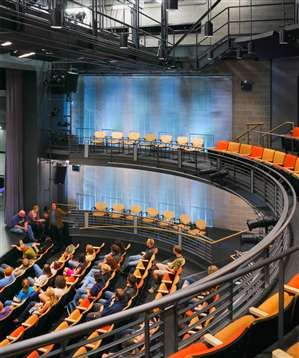 Vukovich Center For Communication Arts Allegheny College By