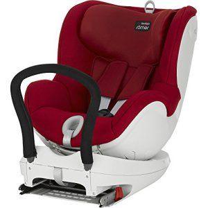 Römer Dualfix Siège Auto Flame Red: Siège auto dualfix Flame red – groupe 0+/1 de la naissance à 18kg Le siège-auto DUALFIX dispose d'un…