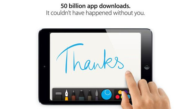 Ohio Man Downloaded Apple's 50 Billionth App and Was