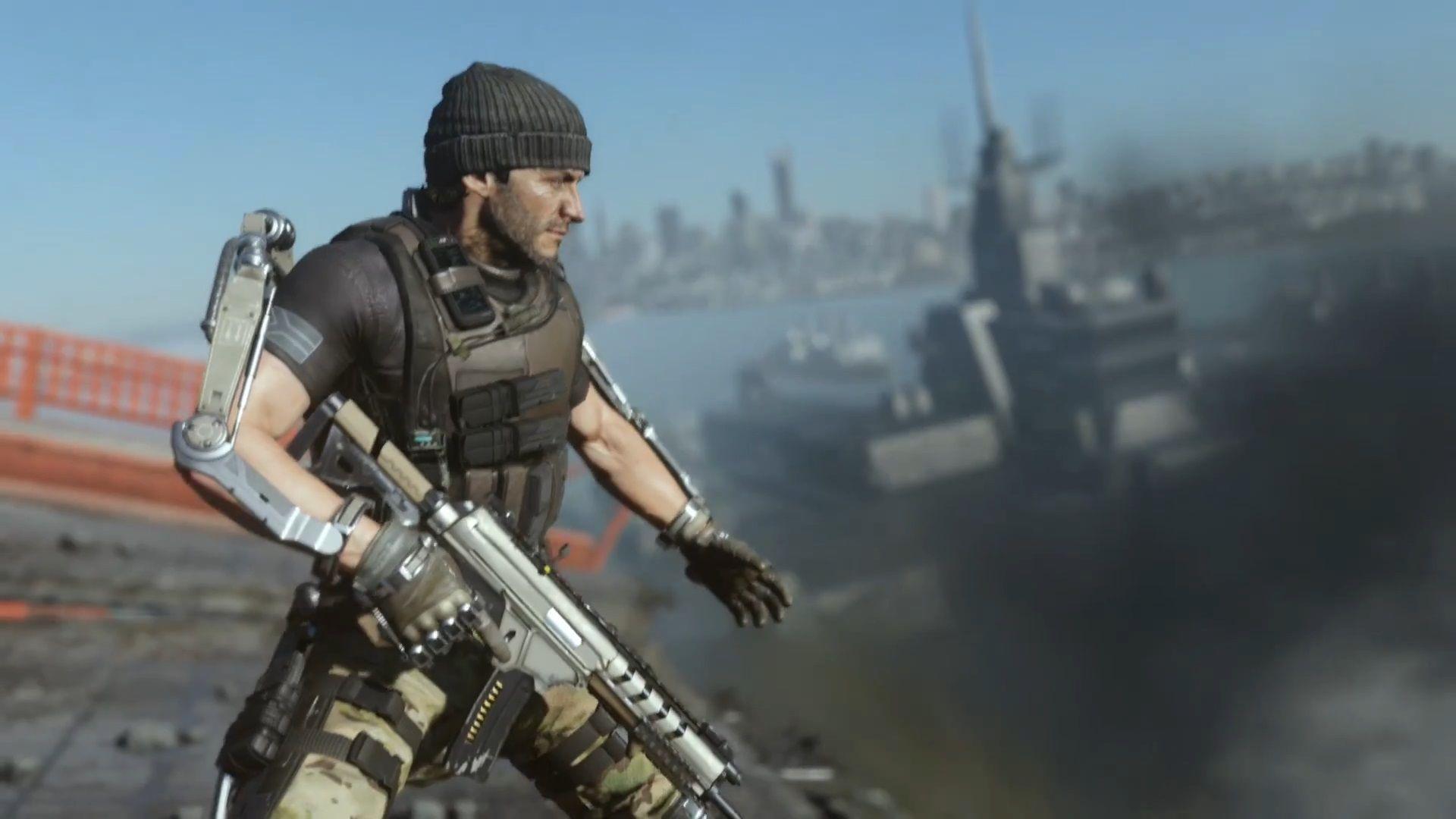 Fondos De Pantalla De Call Of Duty Advanced Warfare