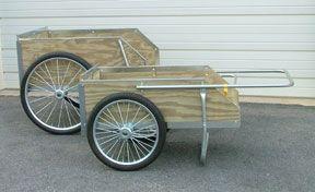 Garden Cart Wheels